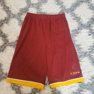 Cleveland Cavs shorts small